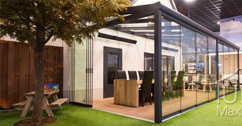 tuinmaximaal-veranda - selda design gallery