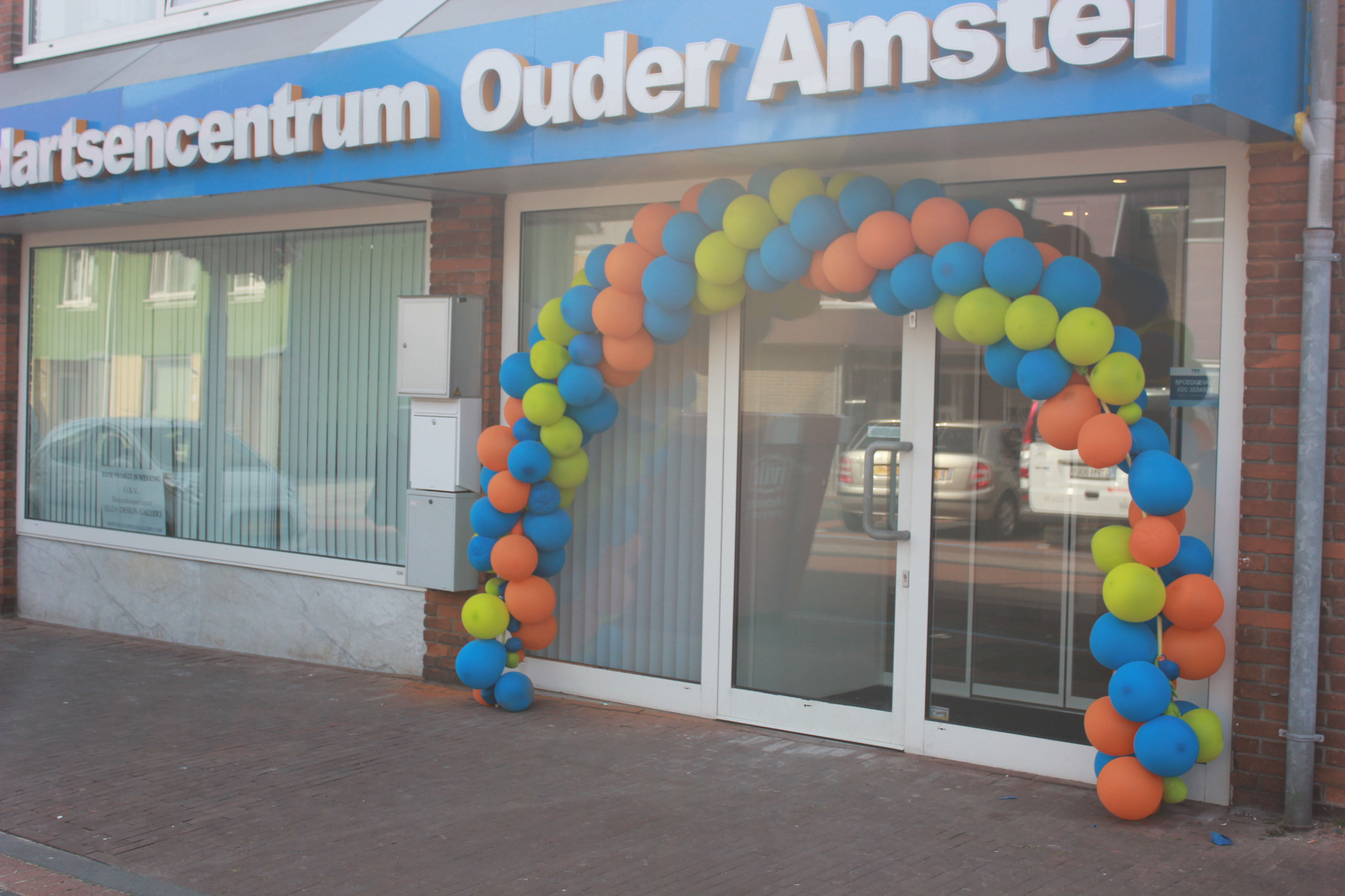 Tandartspraktijk in Ouderkerk aan de Amstel