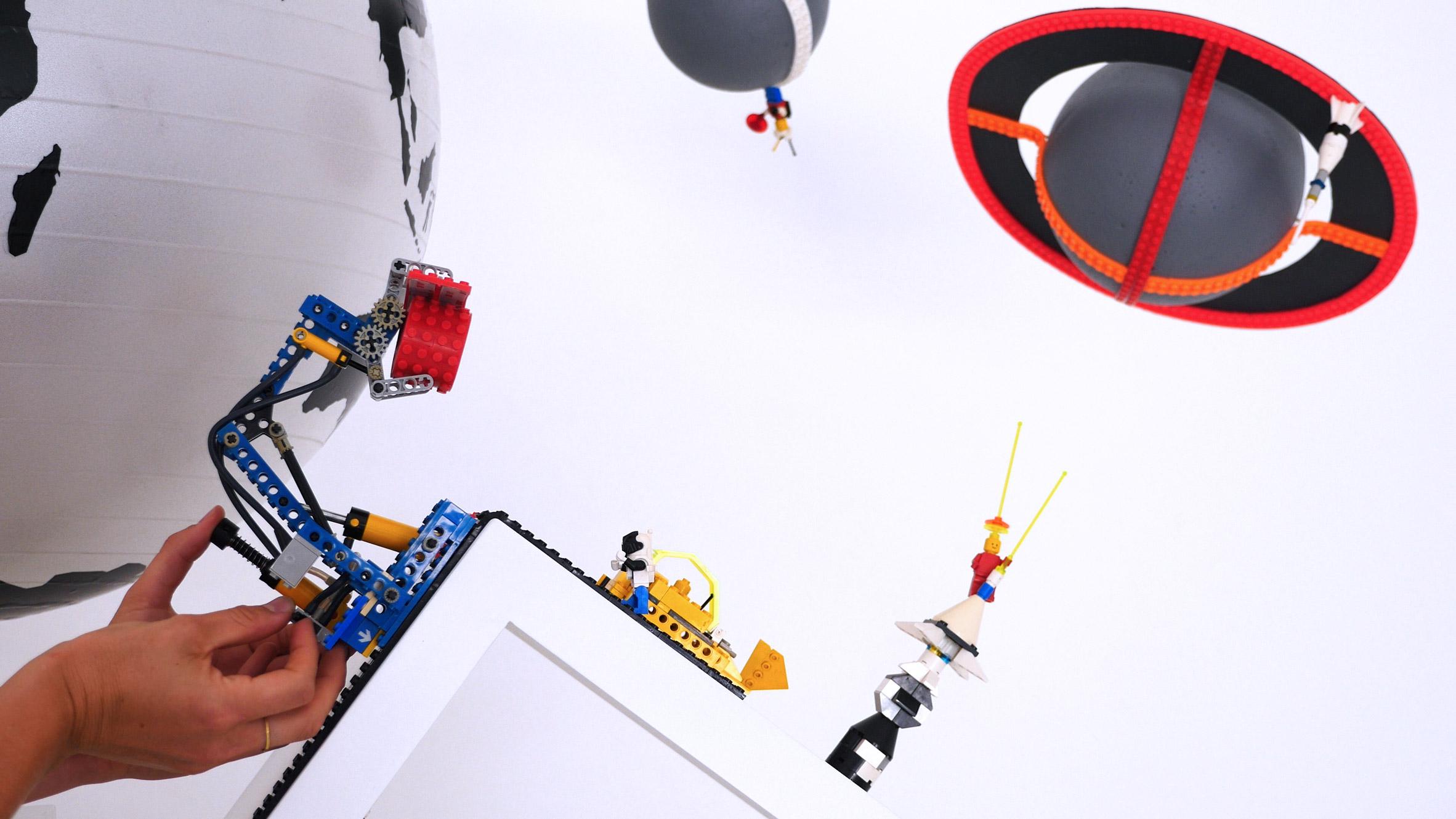 Nimuno Loop Lego Tape Design Products Toys